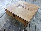 Шкатулка -презентер з перегородками, фото 2