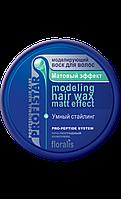 Моделирующий воск для волос. Матовый эффект Profistar