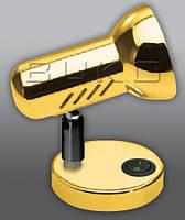 Подсветка BUKO SPOTLIGHT WT910-40W E14 с выкл. Золото, хром, мат.хром