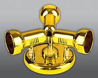 Подсветка BUKO SPOTLIGHT WT929-2*40W E14 (круг) хром, мат.хром, золото