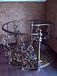 """Кованые лестницы. Кованая винтовая лестница """"Классик"""", фото 6"""