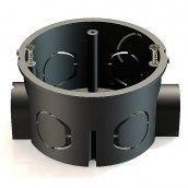 Коробка для внутреннего монтажа инсталляционная наборная 60 мм глубокая