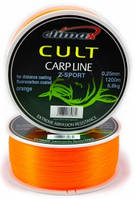 Леска Climax Cult Carp Line Z-Sport orange