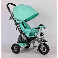 Велосипед детский Азимут трехколесный Кроссер Т-350 фара Сrosser Azimut