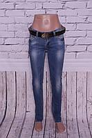 Женские джинсы D.Marks с потертостями (Код: 77327)