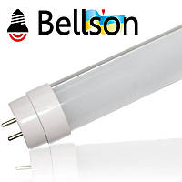 Лампа LED-Tube Bellson T8 10W 4000K (600мм) 900Lm (стекло)