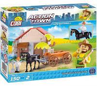 Конструктор Водяная мельница, серия Action Town, COBI