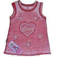 Платье для девочек (розовое), Турция