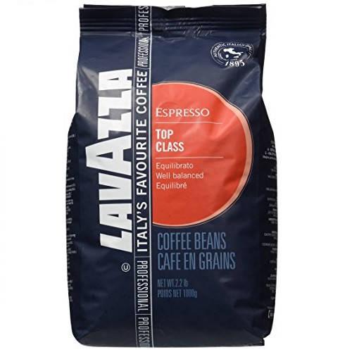 Кофе в зернах Lavazza Espresso Top Class Кофе зерновой 1 кг