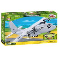 Конструктор Военно-транспортный самолет Hercules, серия Small Army, COBI