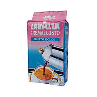 Кофе молотый Lavazza CREMAeGUSTO Dolce 250 г