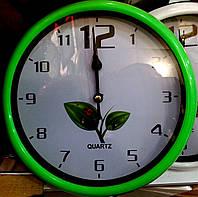 """Часы настенные для кухни """"Божья коровка"""""""