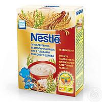Безмолочная каша Nestle Помогайка ГА рисовая с плодами рожкового дерева с 5 месяцев 200 гр.