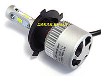 Светодиодные автомобильные лампы H4 HL 5000K 8000Lm Cyclon Type8