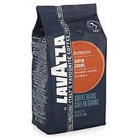 Кофе в зернах Lavazza Espresso Super Crema Кофе зерновой 1 кг