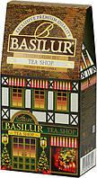 Чай зеленый Basilur листовой Чайный магазин 100г