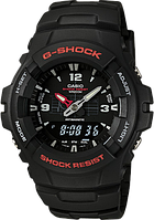 Часы Casio G-Shock G-100-1BV, фото 1