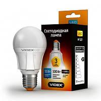 LED лампа VIDEX A60 11W E27 1100Lm 4100K