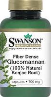 Регулятор аппетита - Глюкоманнан / Konjac Root Fiber Dense Glucomannan, 700 мг 90 капсул