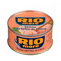 Тунець в оливковій олії Rio Mare, 80г