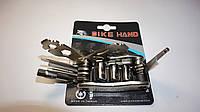 Набор ключей (шестигранники с насадками) BIKE HAND (Тайвань), модель 279-D