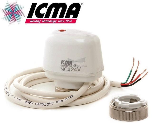 Сервоприводы ICMA