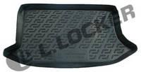 Коврик в багажник Ford Fiesta HB 02-08  Lada Locer (Локер)