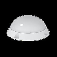 LED светильник (ЖКХ) с датчиком движения LEDMAX 6Вт 6500K круг
