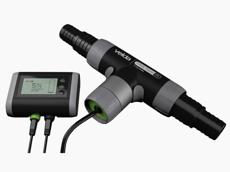 Прибор для борьбы с водорослями T-Flow Tronic 35 Velda