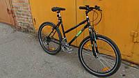 Велосипед c низкой рамой, Б/у, 26 колеса, полностью рабочий, перебран