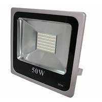 LED прожектор SMD Slim LEDMAX 50W 4300Lm 6500К Standart