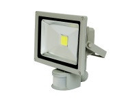 LED прожектор с датчиком LEDMAX 20W 6500К