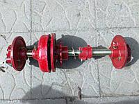 Вал с дисками  (автомат) под цепь