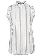 Блуза рубашка белая Jacey от Desires в размере S