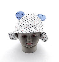 Оптом панамки детские с 44 по 46 размер с ушками детская панамка головные уборы для мальчика, фото 1