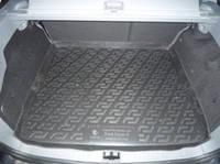 Резиновый коврик в багажник Ford Focus HB 08-11 одинаковый с 05-08  Lada Locer (Локер)