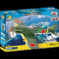 Конструктор Вторая Мировая Война Самолет Кавасаки KI-61-II Тони, COBI