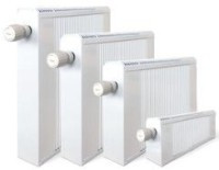 Медно-алюминиевые радиаторы