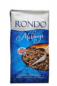 Кофе молотый RONDO Melange 500г