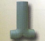 Тройник воздуховода