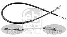 Трос ручника Mercedes 21263 (FEBI)