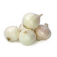 Лук белый салатный