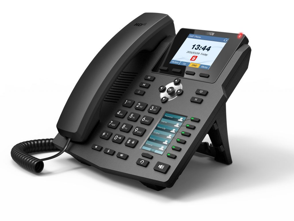 IP телефон Fanvil X4G