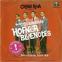 Музыкальный сд диск CHRIS REA The return of the fabulous Hofner bluetones (2008) (audio cd)