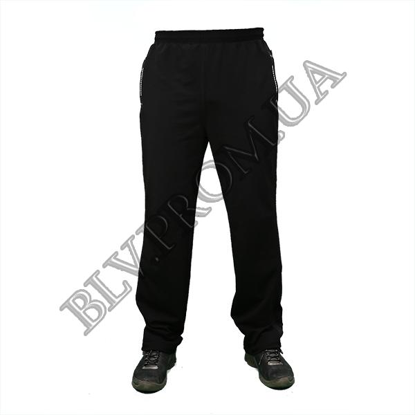 Мужские трикотажные брюки баталы AZ17G