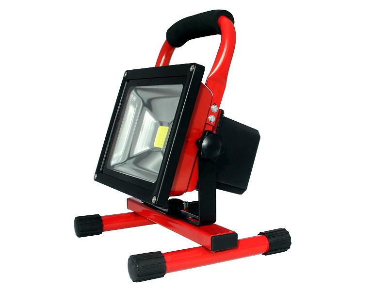 LED прожектор переносной LEDMAX 20W 7000К FLOOD20A