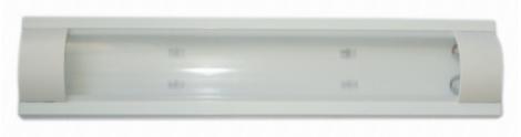 LED светильник линейный Т8 LEDMAX T8-IP20-0.6B на две 0,6М G13 лампы SMD5630 600мм ( без ламп )