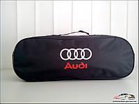 Набор автомобилиста, сумка тех. помощи Audi черная