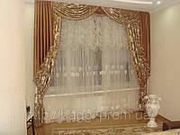 Текстильный дизайн в гостевой комнате.