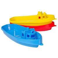 Игрушка в воде и песке Кораблик (12шт), 2773, Технок